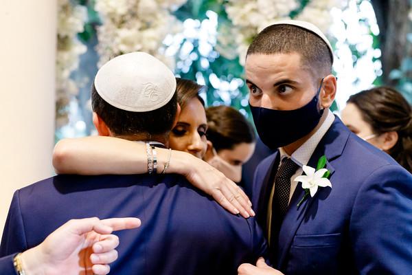 Ezra Cohen Montreal Hugging